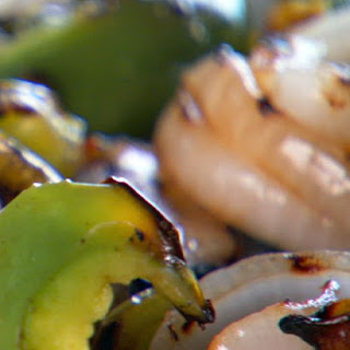 Grilled Onions and Peppers