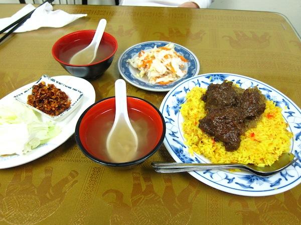南國風味泰緬小吃