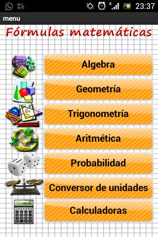 mis formulas matematicas