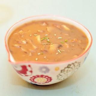 Rosemary Mushroom Gravy