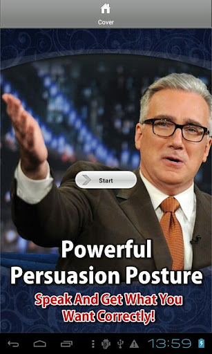 Powerful Persuasion Posture