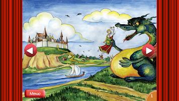 Screenshot of Сказка Никита Кожемяка