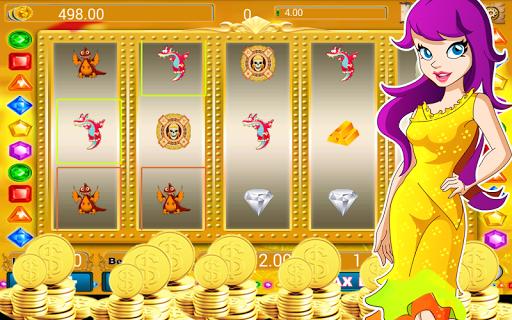 Golden Slots Monopoly