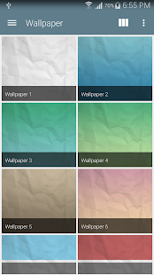 Paper - Icon Pack- screenshot thumbnail