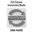 GMD Full Screen Immersive Mode icon
