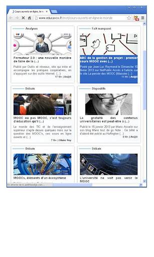 【免費教育App】Veille info TICE Tahitidocs-APP點子