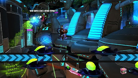 The Secret Of Space Octopuses Screenshot 3