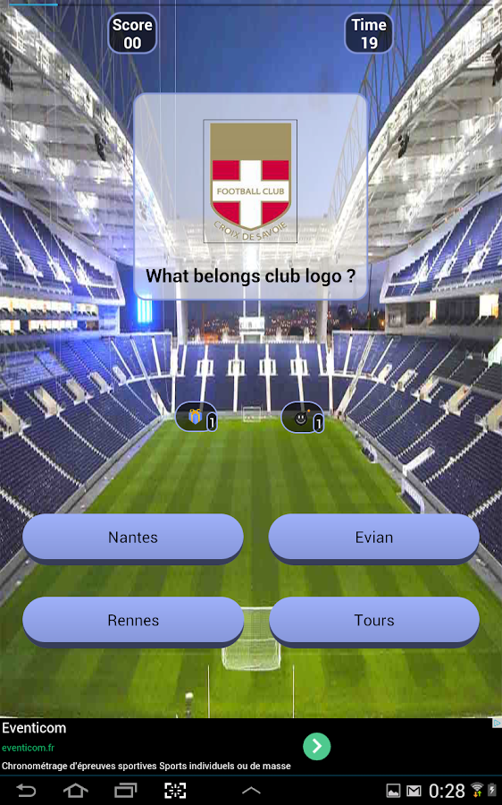 Football Soccer Quizz - Android Apps on Google Play