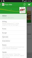 Screenshot of Pizza Max