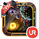 UR 3D Space Galaxy Live Theme icon