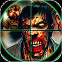 Juego de francotirador zombies icon