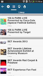 BET Experience '13 - screenshot thumbnail