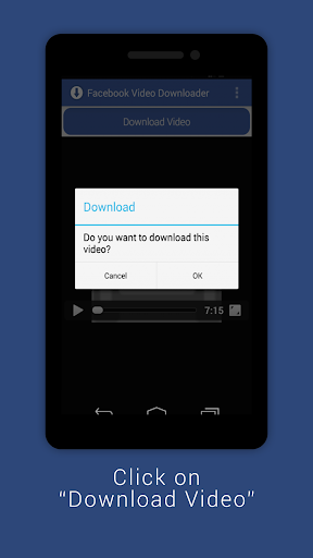 Video Downloader for Facebook 1.0.4 screenshots 2