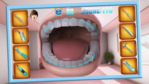 Virtual dentist surgery