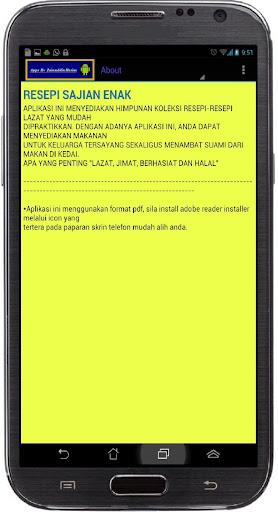 【免費娛樂App】RESEPI SAJIAN ENAK-APP點子