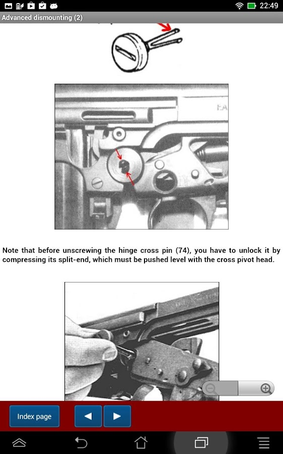 FN FAL rifle explained- screenshot