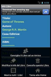 Libreria Digitale- screenshot thumbnail