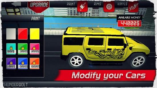 CITY RACER 3D - screenshot thumbnail