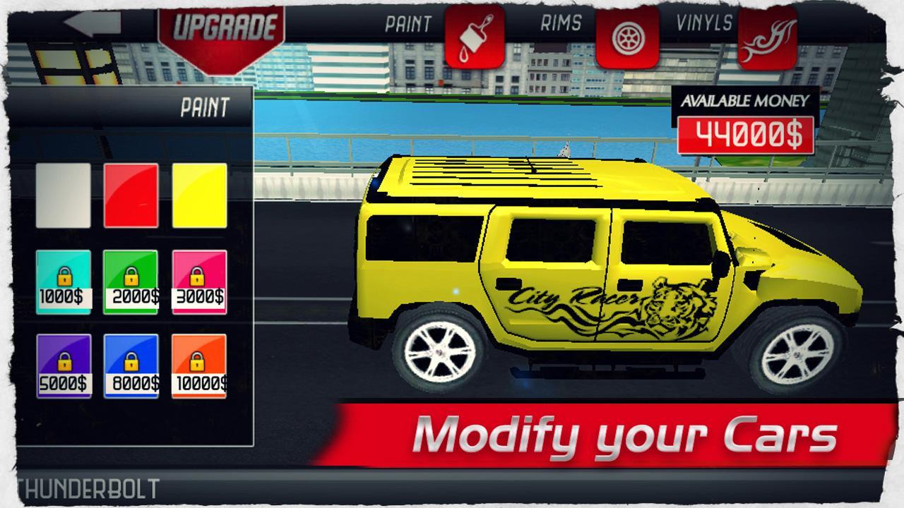 CITY RACER 3D - screenshot