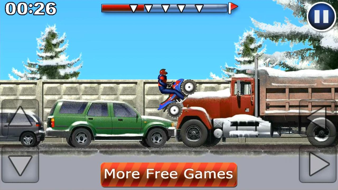 ATV Extreme Winter Free - screenshot