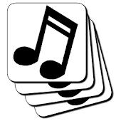 Tonal Memory (Pairs Flashcard)