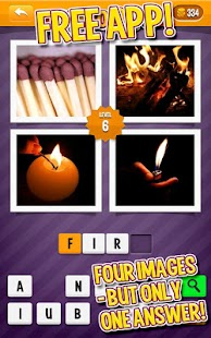 Photo Quiz:  what's the word?- screenshot thumbnail