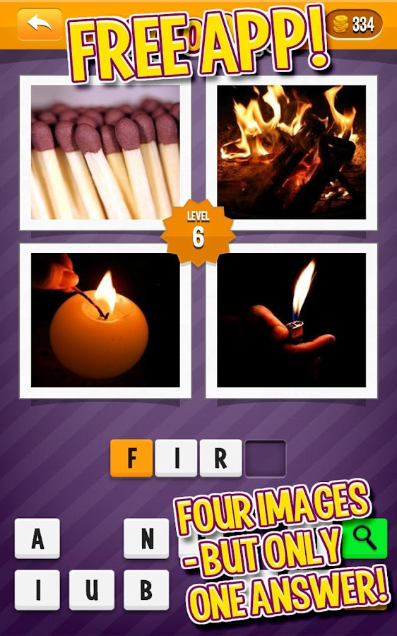Photo Quiz:  what's the word?- screenshot