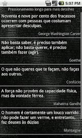 Frases Famosas Screenshot 3