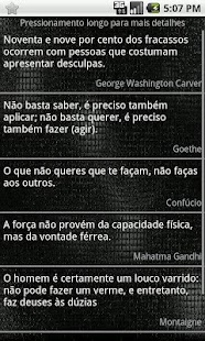 Frases Famosas Screenshot 3