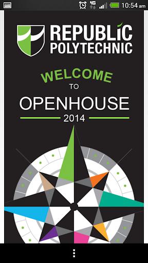 Republic Poly Open House 2014