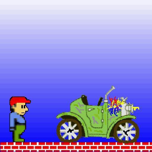機械師亞歷克斯 街機 App LOGO-APP試玩
