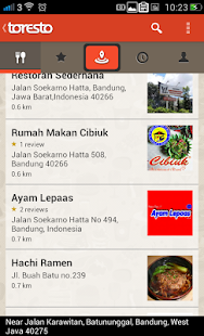 Restoran Indonesia (Toresto) - screenshot thumbnail
