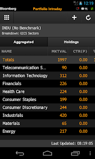 Bloomberg Professional - screenshot thumbnail