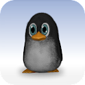 Puffel the penguin icon