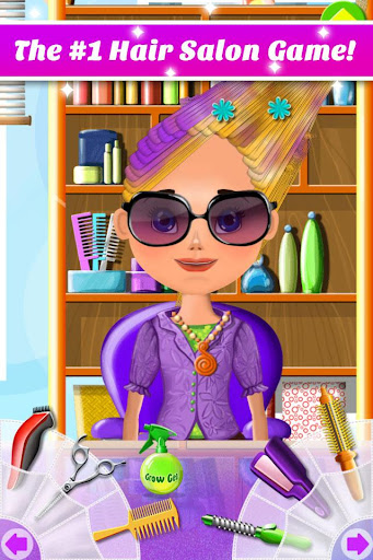 Hair Salon Makeover HD