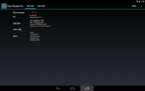 Root Checker Pro (Cracked) 6