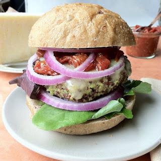Transcendent Quiname Burgers
