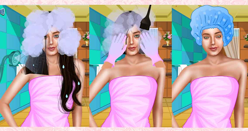 Salon Kecantikan Rambut 1.0.1 screenshots 6