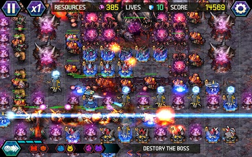Tower Defense®- screenshot thumbnail