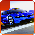 3D sports Car Parking Game icon