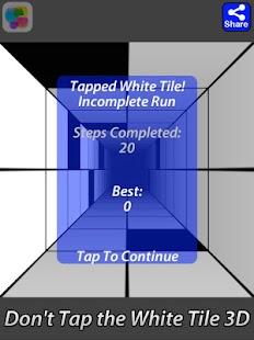不要點擊白色瓷磚 益智 App-愛順發玩APP