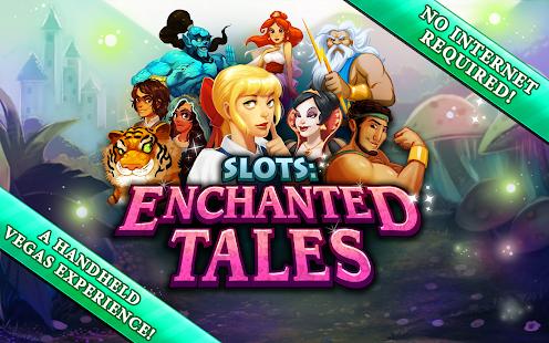 Slots Enchanted Tales 神话老虎机