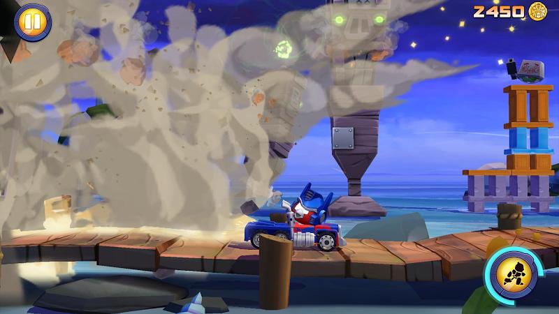 Angry Birds Transformers Screenshot 17