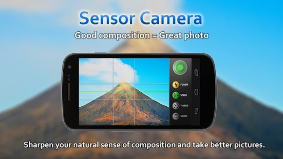 Sensor Camera - screenshot thumbnail