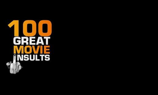 100 Movie Insults Soundboard