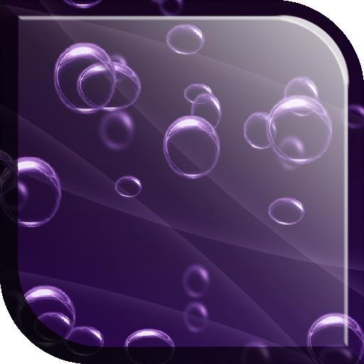 水下氣泡動態桌布 個人化 App LOGO-APP試玩