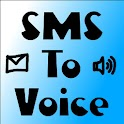 SMS To Voice logo