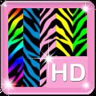 ★Custom Zebra Wallpaper Themes icon