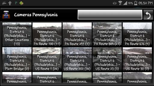 Cameras Pennsylvania - Traffic  screenshots 6
