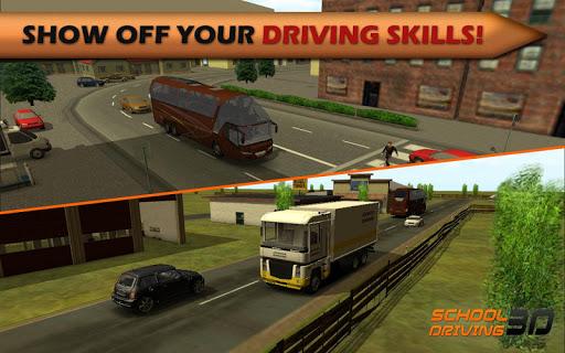 School Driving 3D 2.1 Screenshots 5